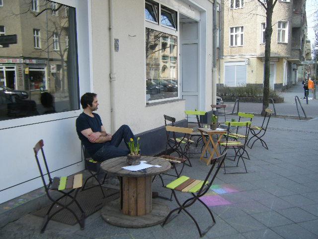 """der """"Kuchengarten"""""""